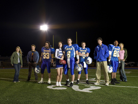 Salva Friday Nights Lights de la quema
