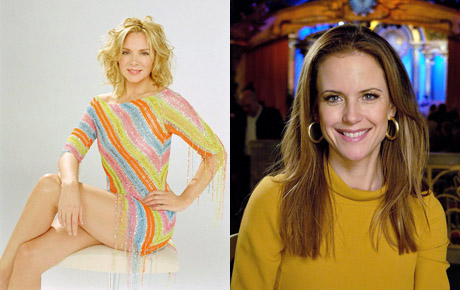 Kim Cattral y Kelly Preston, en nuevas series de HBO