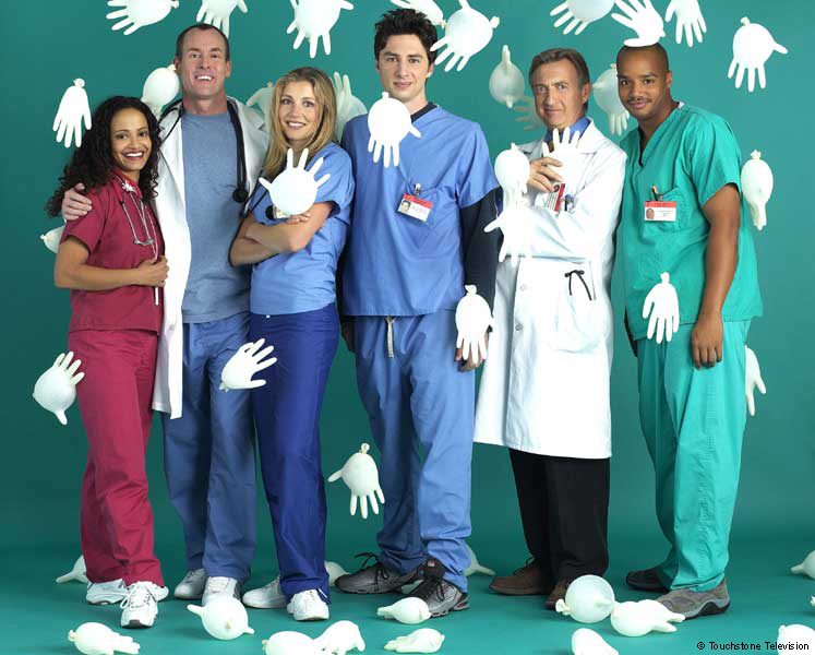 Scrubs Group 72