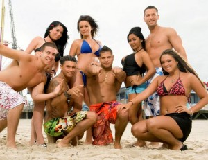 MTV estrena esta noche Jersey Shore 