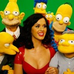 Katy Perry estará en Los Simpson