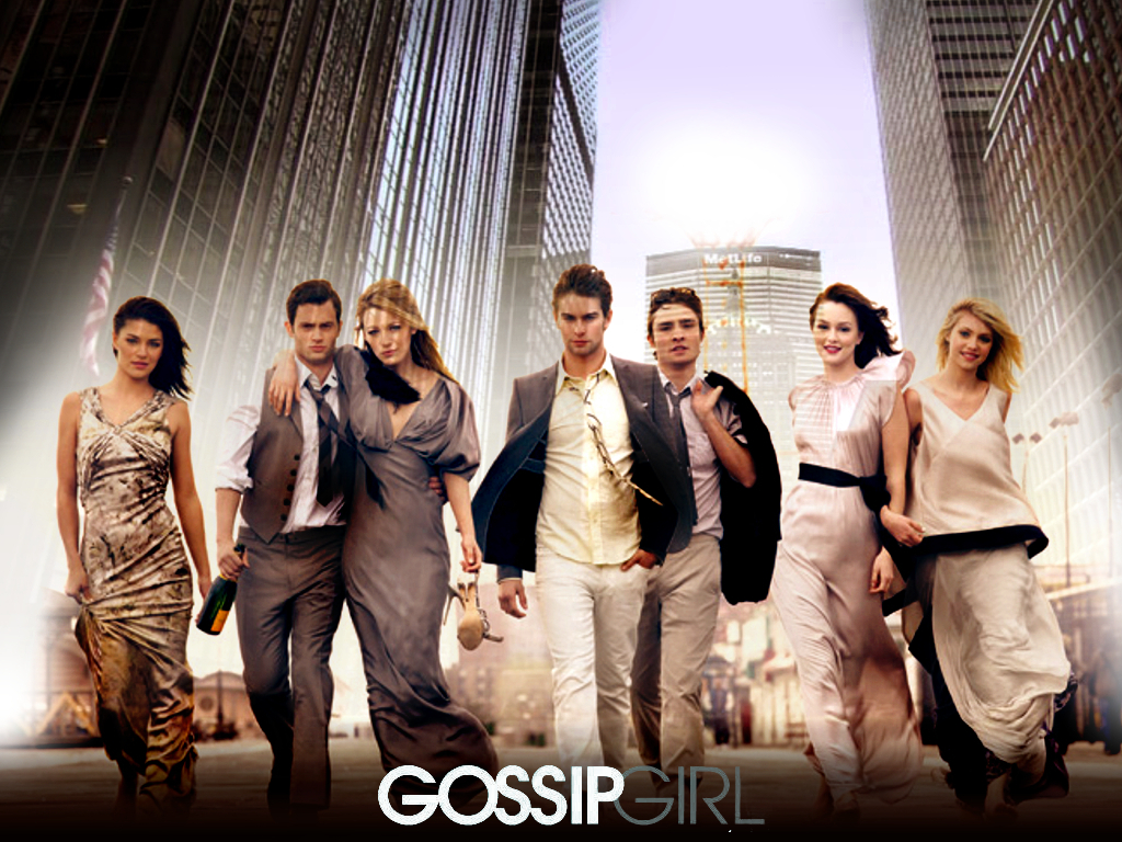 Gossip Girl 1ra Temporada HD (Audio Dual Español e Ingles)