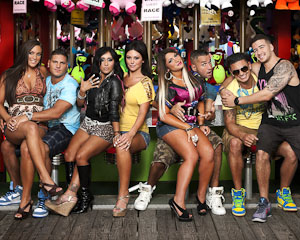 Jersey Shore consigue una sexta temporada 