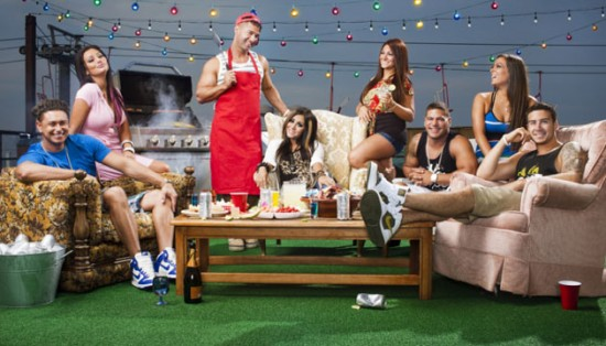 MTV emite maana el final de Jersey Shore 