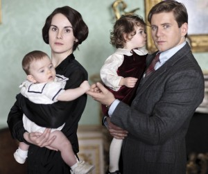 Downton Abbey ¿qué esperar de la cuarta temporada?
