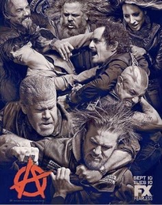 Sons of Anarchy estrena su sexta temporada en Fox Crime el 13 de Julio