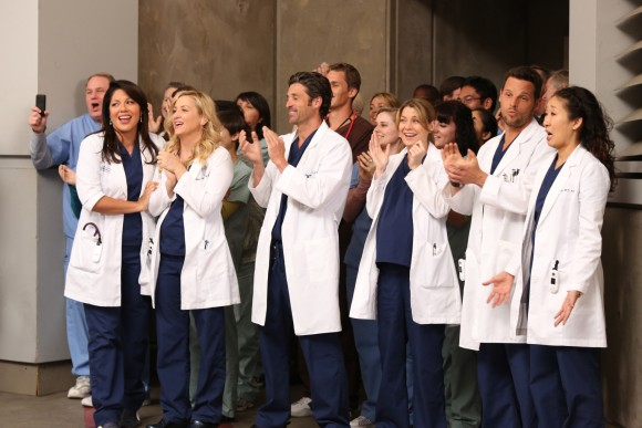 "ABC's ""Grey's Anatomy"" - Season Nine"