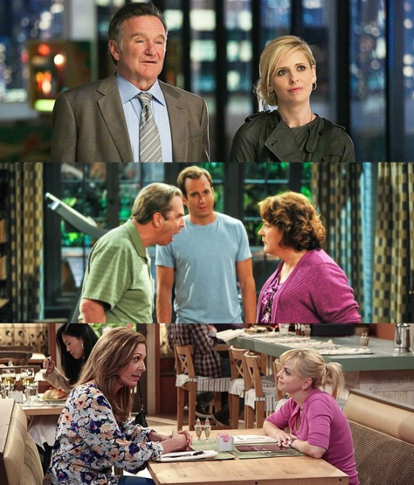 The Millers, The Crazy Ones, Mom y Brooklyn Nine Nine consiguen temporadas completas en CBS y FOX
