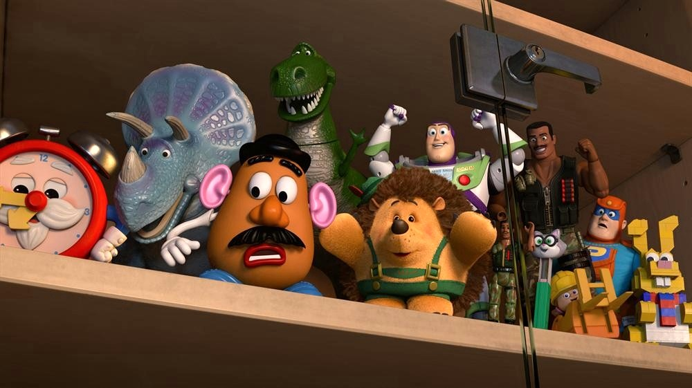 Video de Toy Story of Terror,especial de Halloween en ABC