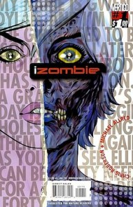 The CW realizará la adaptación del comic iZombie