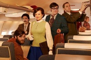 Mad Men lanza una nueva promo de su temporada final