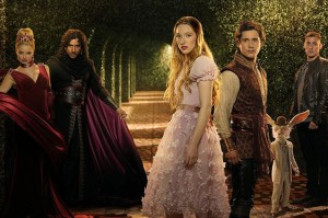 Once upon a time in wonderland cancelada antes de finalizar su primera temporada