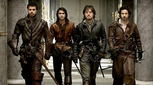 The Musketeers se emitirá en TVE