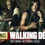 Poster de The Walking Dead para la Comic-Con de San Diego 2014