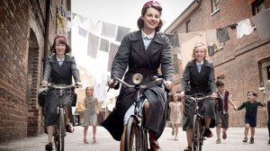 BBC renueva a Call the midwife para la quinta temporada