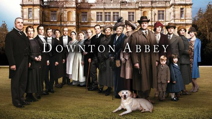 Downton Abbey estrena su quinta temporada en Nova 1