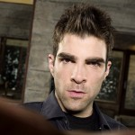 Zachary Quinto no descarta estar en Heroes Reborn