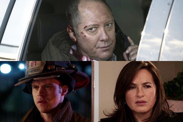 NBC renueva a The Blacklist, Chicago Fire, Grimm y  a otras dos series 1