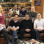 The Big Bang Theory realiza un homenaje a Leonard Nimoy