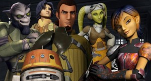 Star Wars Rebels lanza trailer de su segunda temporada