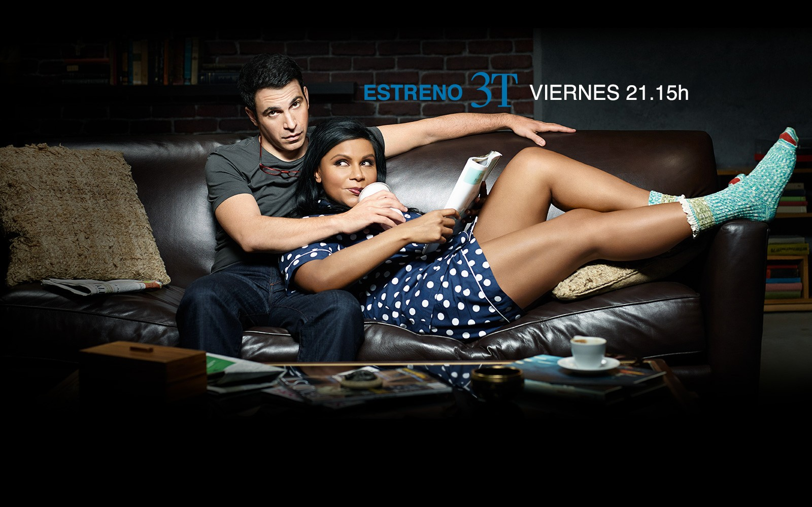 The Mindy Project estrena su tercera temporada en Cosmopolitan TV 1