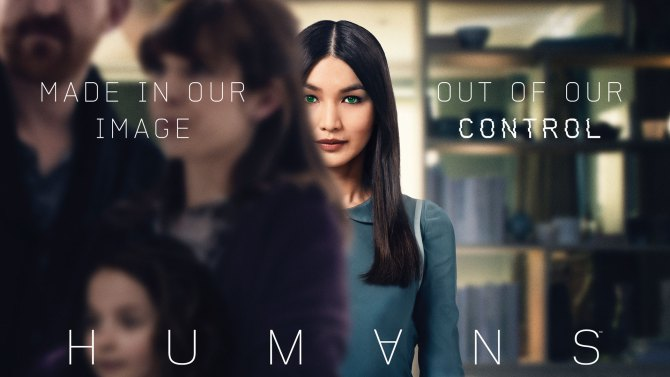 AMC y Channel 4 renueva a Humans para una segunda temporada 1