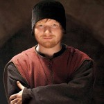 Primer vistazo a Ed Sheeran en la serie The Bastard Executioner