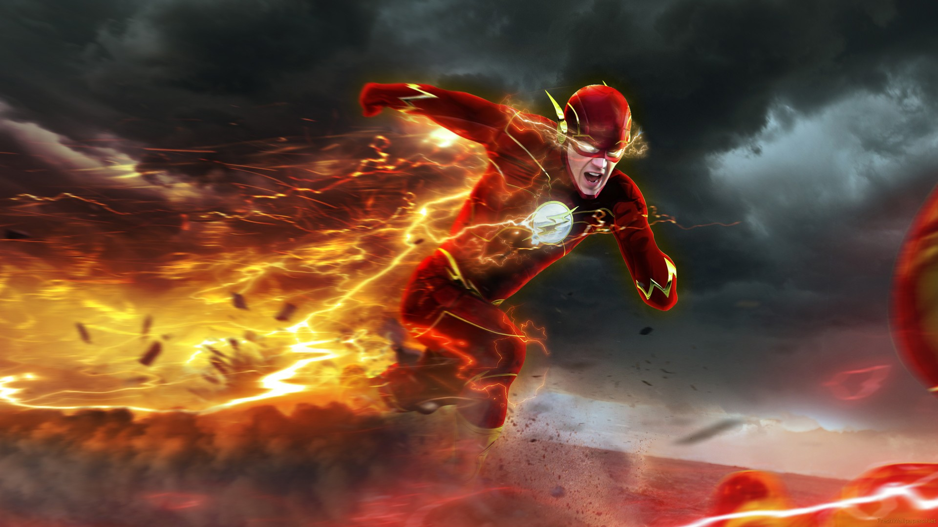 Mira los nuevos trailers de la cuarta temporada de Arrow y la segunda de The Flash 1