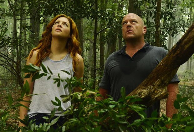 Under the dome cancelada tras tres temporadas en CBS 1